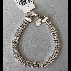 Carolee Rhinestone Bracelet